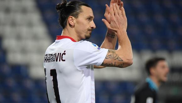 Zlatan Ibrahimovic será parte de una investigación de la UEFA luego de recibir supuestos ataques verbales en el partido ante Estrella Roja. (Foto: Reuters)
