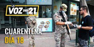 Coronavirus en Perú: Cuarentena día 18