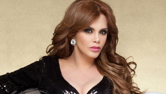 Lucía Méndez cuenta la historia detrás de un comercial de Selena Quintanilla ( Foto: Lucía Méndez /Instagram)