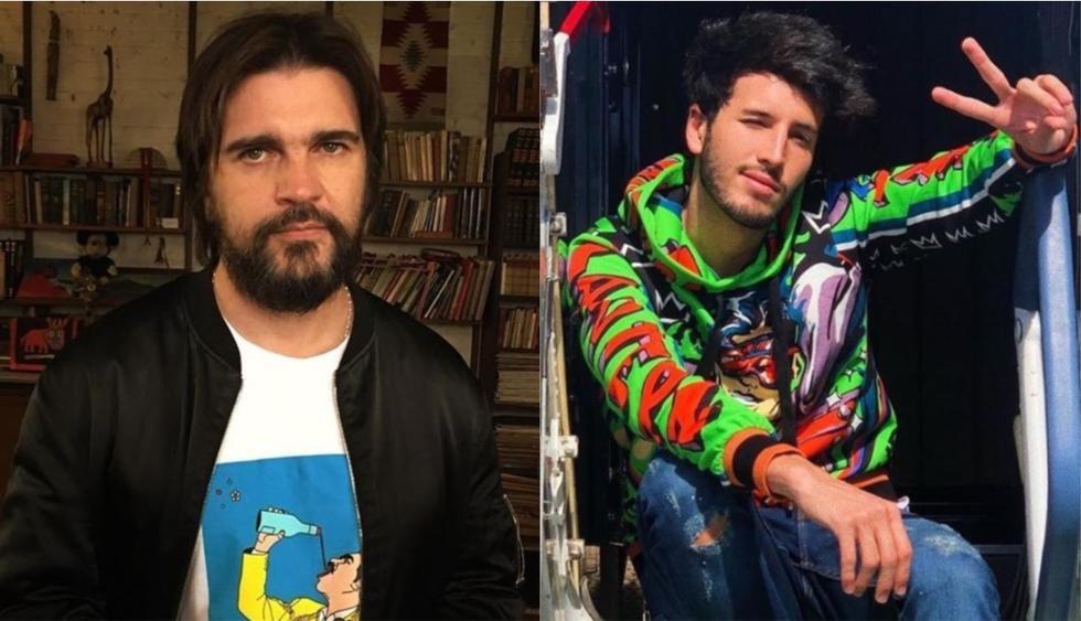 """Juanes se une a Sebastián Yatra para lanzar el tema """"Bonita"""". (Foto: Instagram)"""