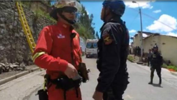Cusco fue testigo de una lamentable discusión (Cusco Press)