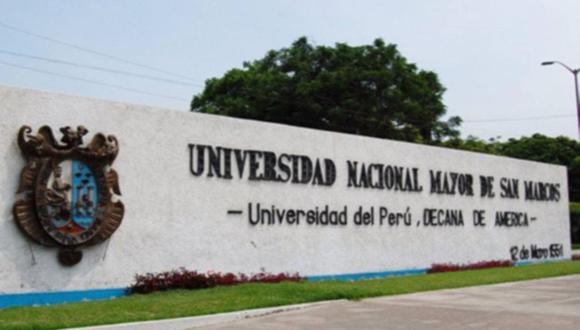 La sustentación será en la Sala de Grados de la Facultad de Letras y Ciencias Humanas de la casa de estudios. (Foto: Andina)