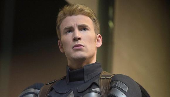 Capitán América tiene tierno reencuentro con su perro (Twitter/@ChrisEvans)