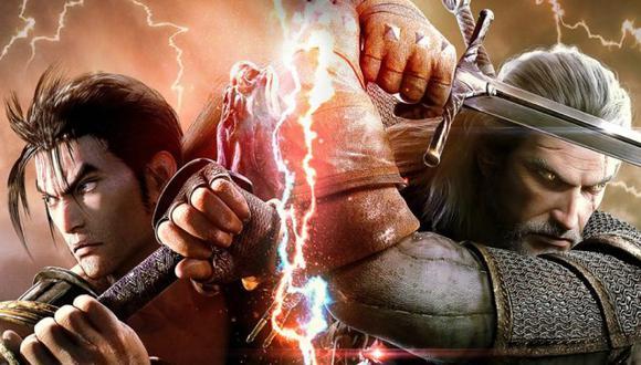 Geralt de Rivia ha sido confirmado el día de hoy como invitado especial al juego de Bandai Namco.