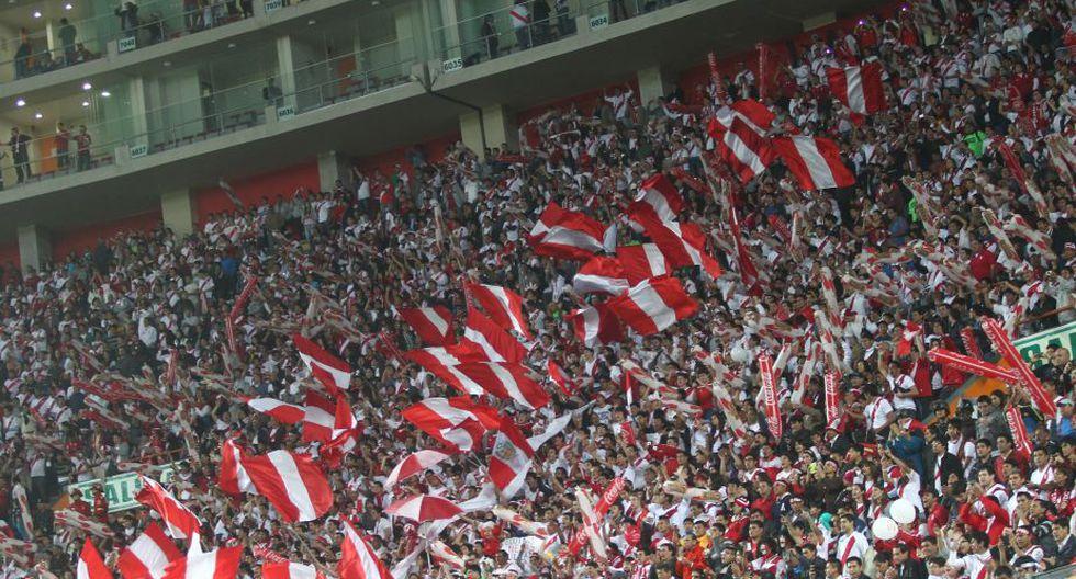 Estadio Nacional recibirá a hinchas para ver el partido. (USI)