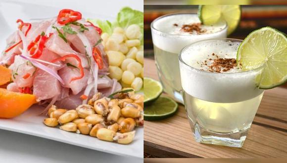 Medio británico catalogó al ceviche y pisco sour como lo mejor de la gastronomía chilena. (Capturas/The Guardian)