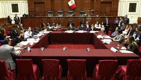 Comisión de Constitución (Congreso)