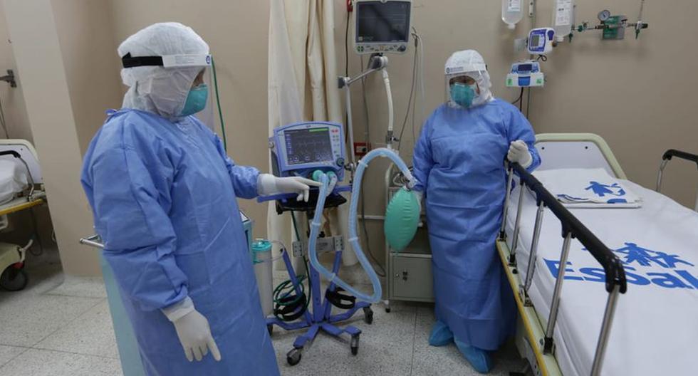 Huánuco: entregan 5 ventiladores volumétricos para camas UCI en hospital de contingencia Hermilio Valdizán