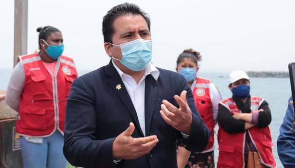 Mariano Yupanqui preside la Comisión de Ética que no sesiona hace más de un mes pese a tener varios casos pendientes. (Foto: Difusión)