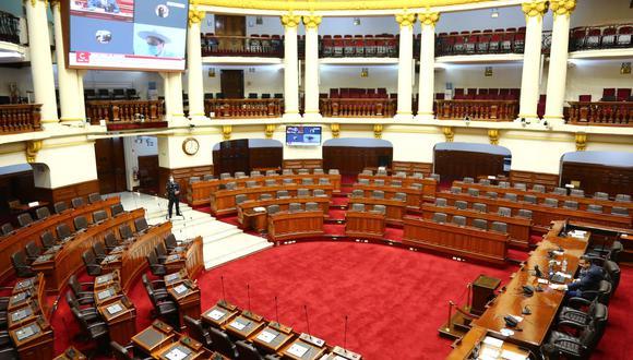 Congreso aprobó por insistencia suspender cobro de peajes. (GEC)