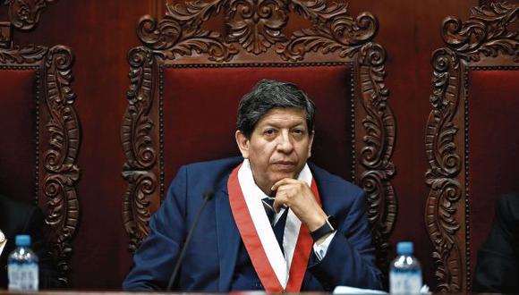 Ponente del TC recomendó admitir a trámite demanda competencial tras disolución del Congreso.