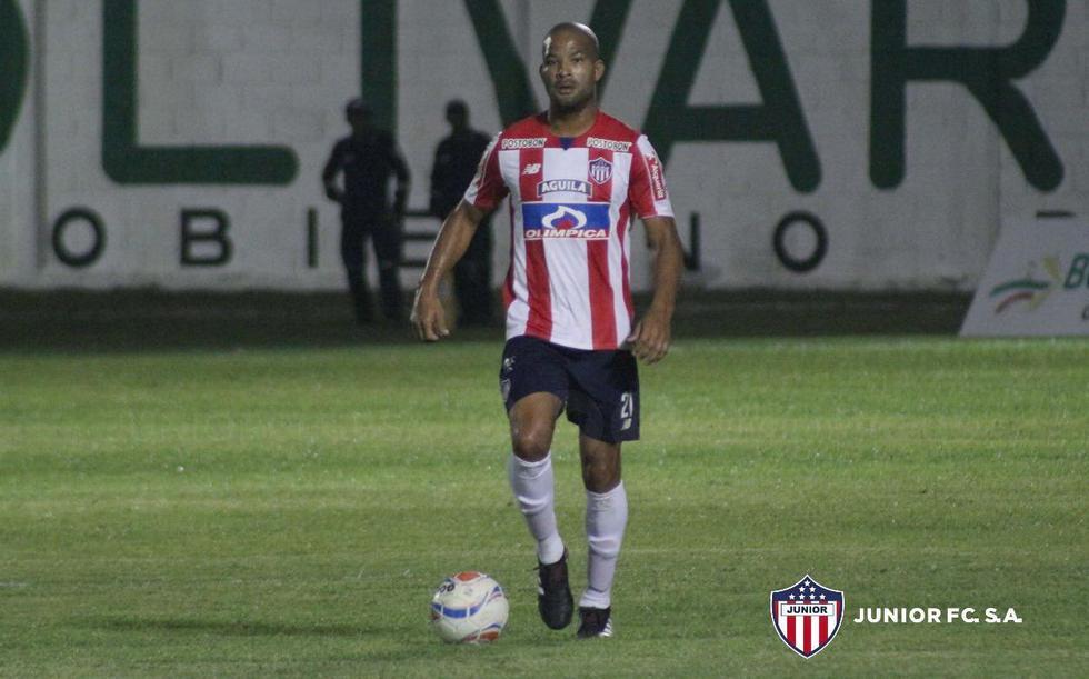 Alberto Rodríguez se desvincula de Junior de Barranquilla.