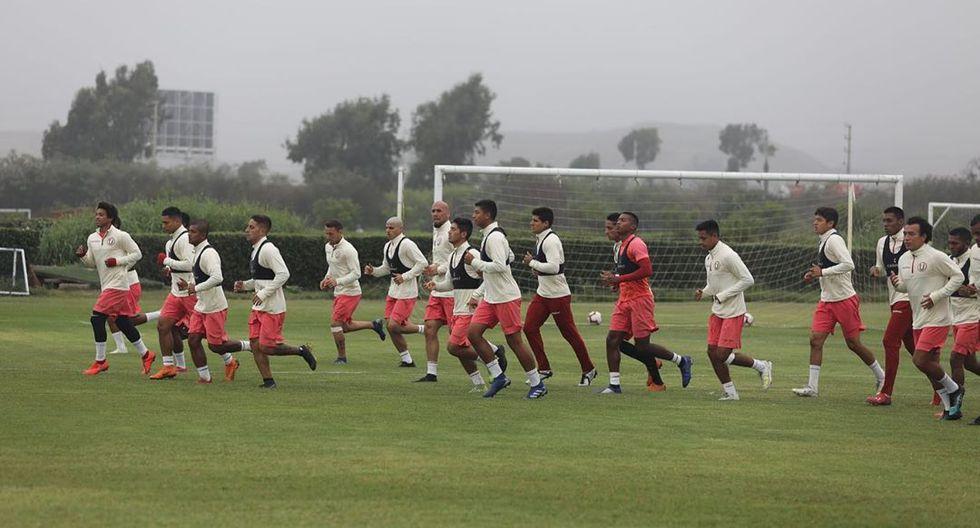 Entrenamiento del club Universitario de Deportes. (Instagram)