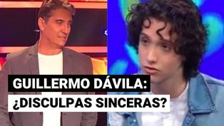 Guillermo Dávila y la polémica tras su llegada al Perú