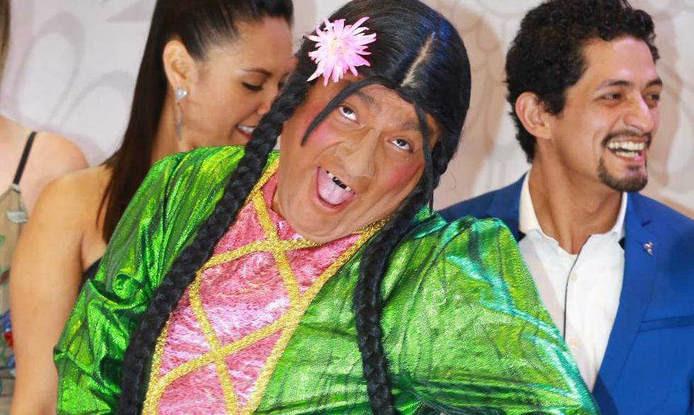 Alcalde de Cusco denuncia a Adolfo Aguilar por 'La Paisana Jacinta'. (USI)