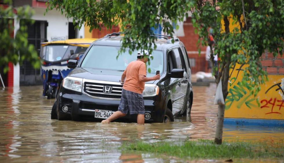 Una situación de emergencia se vive en el distrito. (Foto: Giancarlo Ávila)