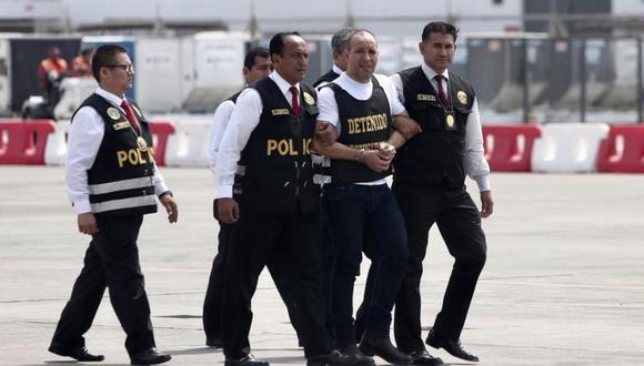 Bazán Gutiérrez es uno de los presuntos implicados.