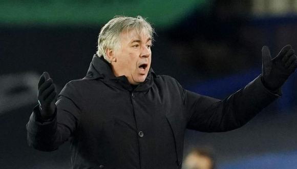 Carlos Ancelotti afectado por la situación de James Rodríguez (Foto: Reuters)