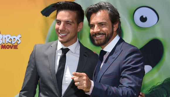 """Vadhir Derbez, hijo del cómico mexicano Eugenio Derbez, terminó las grabaciones de """"The Seventh Day"""", la primera película que protagoniza en Hollywood. (Foto: AFP)"""
