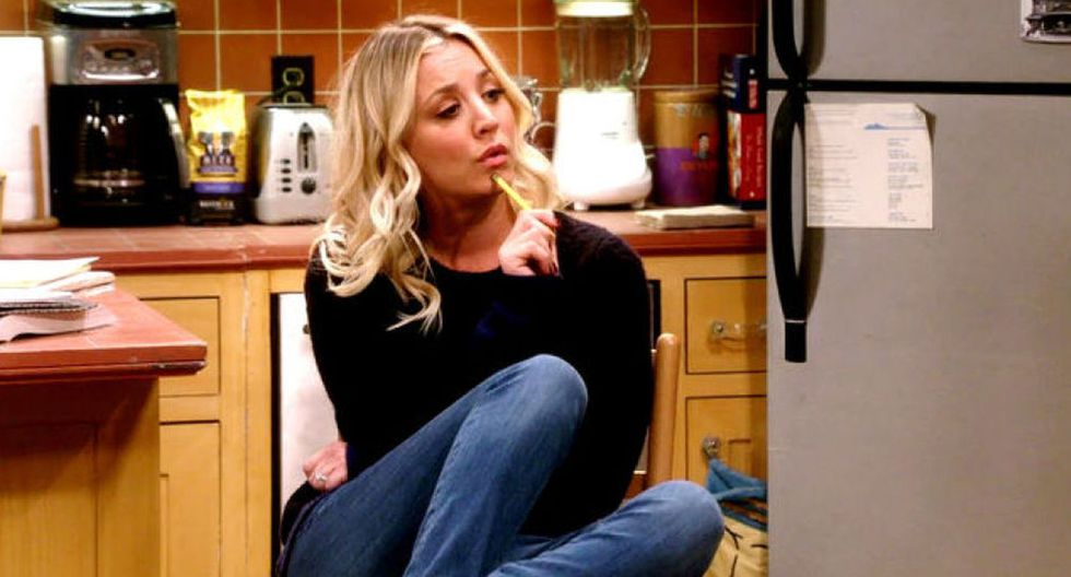 "La actriz Kaley Cuoco interpreta a 'Penny' desde la primera temporada de ""The Big Bang Theory"". (Foto: Warner Bros.)"