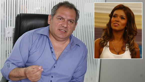 Shirley Arica acusó a Álamo Pérez-Luna de acosarla desde hace tres años. (USI)