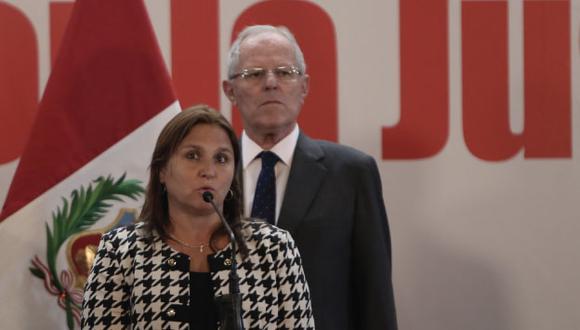 Presidente Pedro Pablo Kuczynski dijo que caso Príncipe es un tema que le corresponde al Ministerio de Justicia.