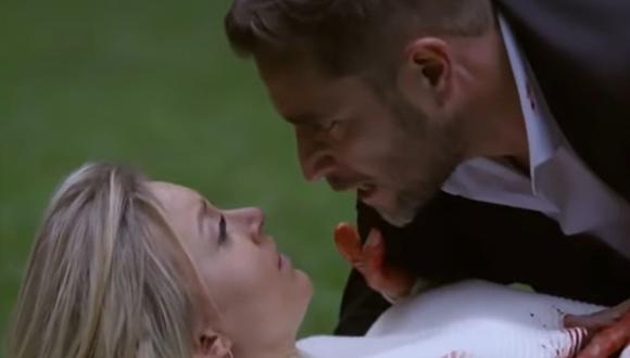 """""""Amar a muerte"""" fue un melodrama que tuvo un trágico final con la muerte de la protagonista (Foto: Televisa)"""