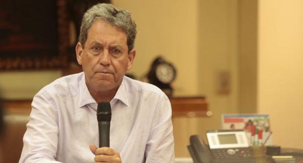 Ministro de Economía presentó un nuevo recurso ante el Parlamento (USI).
