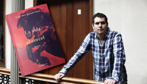 Diego Miró Quesada publicó el libro 'La vida y el corcel'. (Composición)