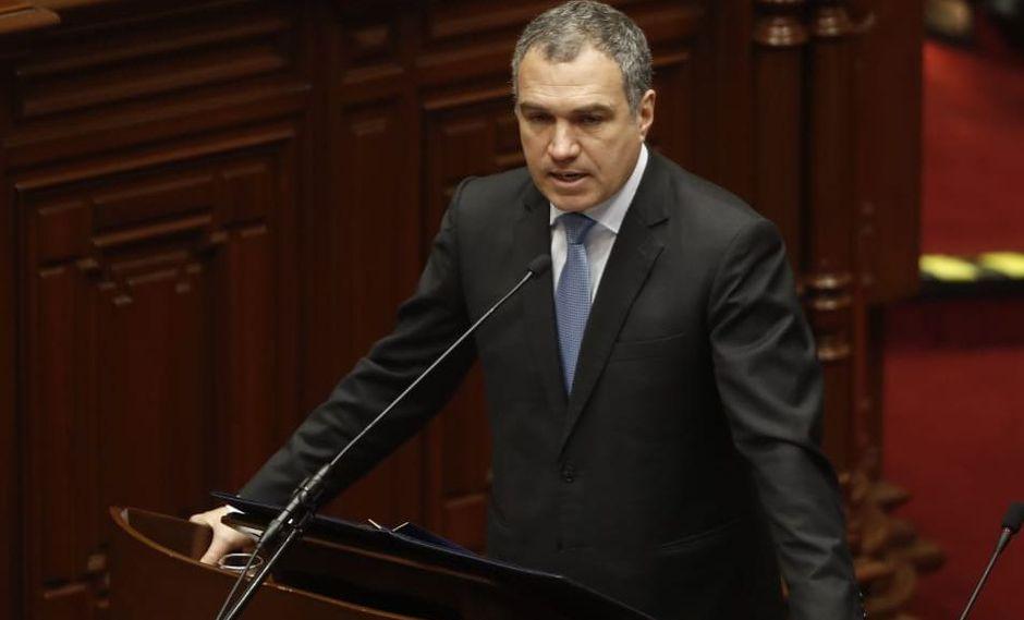 Salvador del Solar destacó reunión de Martín Vizcarra con seis bancadas legislativas. (Foto: GEC)