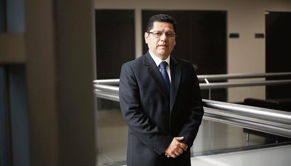 Eduardo Vega. Experto en temas de integridad. (USI)