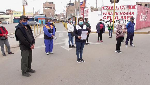 Cañete: cuarentena voluntaria focalizada será acatada por pobladores y autoridades (Foto difusión).