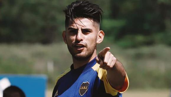 Carlos Zambrano llegó a Boca Juniors a inicios del 2020. (Foto: Boca Juniors)