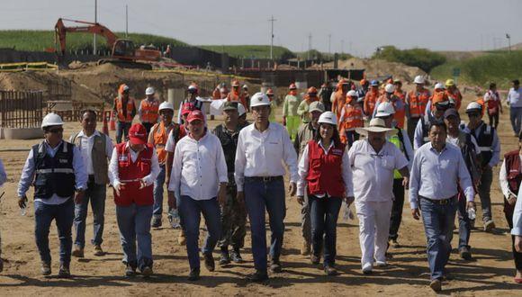 El presidente Martín Vizcarra exhortó a alcaldes y gobernadores a actuar a favor de la lucha contra la corrupción. (Foto: Presidencia)