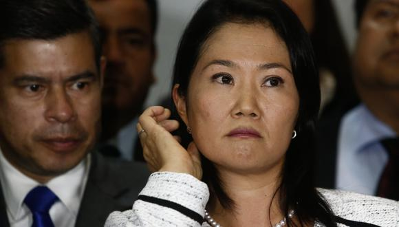 Keiko Fujimori (Geraldo Caso/Perú21)