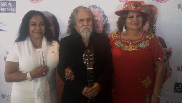 Eva Ayllón, Manuelcha Prado y Amanda Portales se presentarán este 20 de mayo en el Gran Teatro Nacional. (Javier Artica)