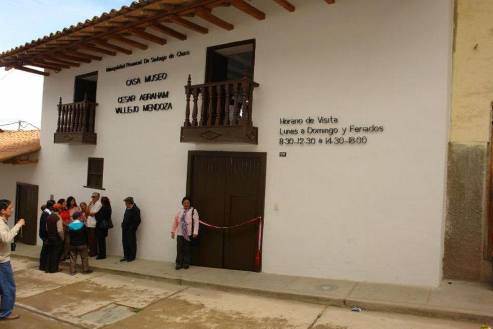 La casa museo está ubicada a dos cuadras de la plaza de armas. (Foto: Municipalidad de Santiago de Chuco)