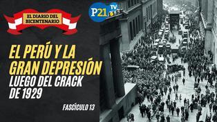 El Perú y la Gran Depresión luego del Crack de 1929