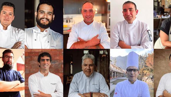 Munay Mikhuy: Estos son los talentos que participarán del evento por el Día de la Alimentación
