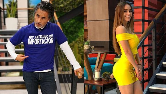 Yanet García es señalada como la causante del divorcio de Raúl Araiza y su esposa Fernanda. (Foto: Instagram)