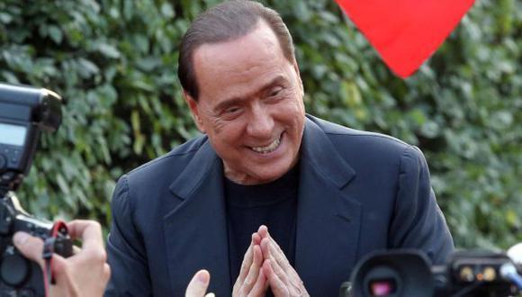 Silvio Berlusconi en su laberinto judicial. (EFE)