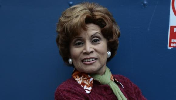 'Doña Nelly' anuncia que se va. (Rafael Cornejo)