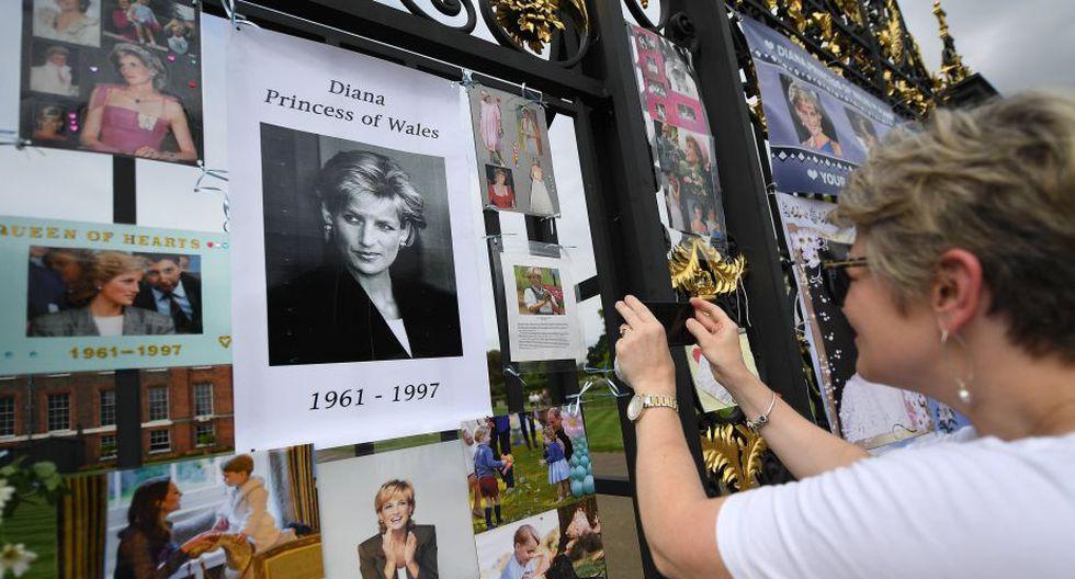 La verdad oficial sobre la muerte de la princesa Diana | Anonymus | Diana de Gales | Familia Real | Redes Sociales | Peru21