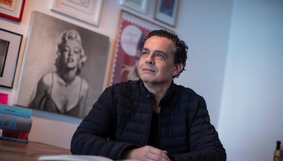 Rudolf Giese, director de la Facultad de Arquitectura de UCAL, propone alternativa para descentralizar los mercados y evitar contagios del COVID-19. (Foto: César Campos)
