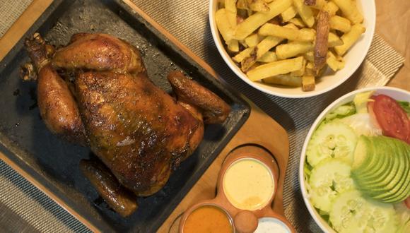 Los peruanos tenemos nuestra hora favorita para degustarlo el pollo a la brasa y ciertos tipos de acompañamientos que nos son infaltables. (Foto: Pollería Marabunta)
