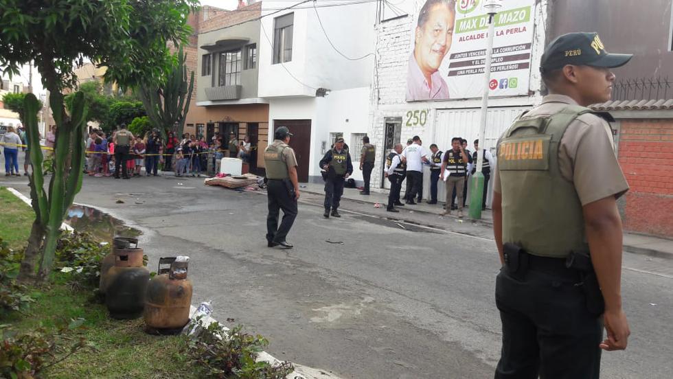 Incendio en casa del Callao deja tres niños muertos [VIDEO] (Joseph Ángeles/GEC)
