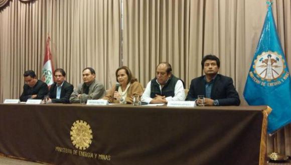 Gobierno anunció instalación de comité técnico en La Oroya. (Andina)