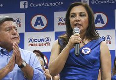 """César Acuña tras expulsar a Marisol Espinoza: """"Se confabuló con los fujiapristas"""""""