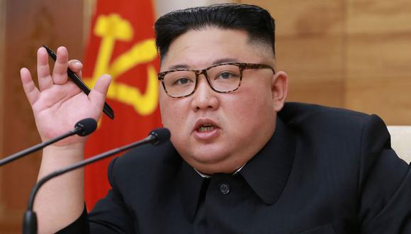 El año pasado, Estados Unidos canceló el ejercicio aéreo combinado con Corea del Sur, conocido como Vigilant Ace, por un tema diplomático con Corea del Norte. En la imagen, Kim Jong-un. (Foto: AFP)