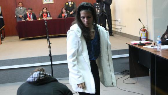 Magistrada reprogramó audiencia para las 11 a.m. (Luis Gonzales)